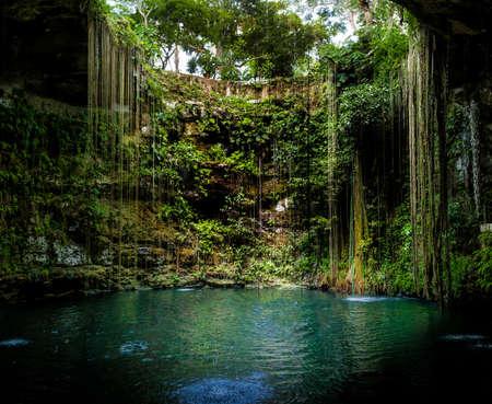 Cenote Ik Kil - Yucatan, Mexico