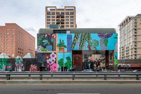 The Museum of Contemporary Art - Los Angeles, California, USA