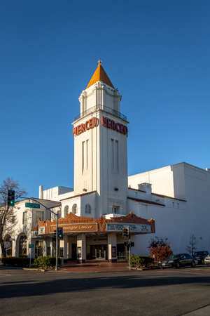 joaquin: Merced Theater - Merced, California, USA