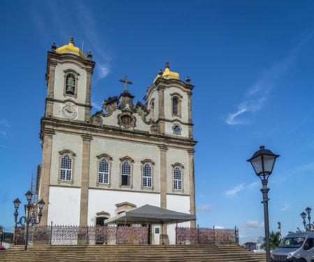 Nosso Senhor do Bonfim da Bahia church - Salvador, Bahia, Brazil
