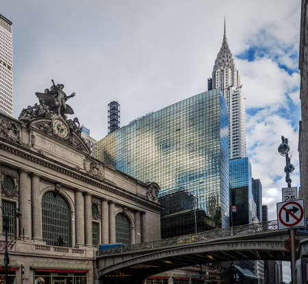 pershing: Grand Central Terminal - New York, USA