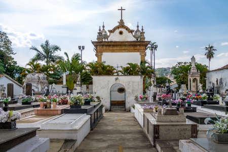 Kerk van Sao Francisco de Assis - Sao Joao Del Rei, Minas Gerais, Brazilië