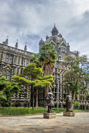 antioquia: Botero Square - Medellin, Antioquia, Colombia