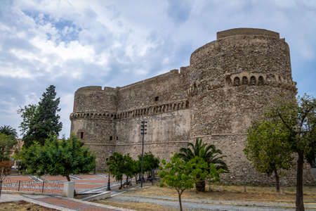 Aragonese Castle - Reggio Calabria, Italy