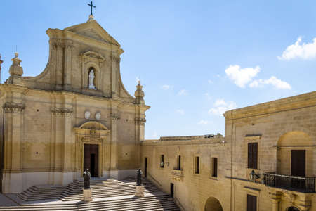 previously: The Gozo Cathedral inside the Citadel of Victoria (former Rabat) - Victoria, Gozo, Malta