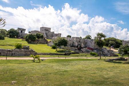 roo: Mayan Ruins - Tulum, Mexico