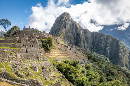 Machu Picchu Inca Ruins - Sacred Valley, Peru