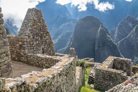 マチュピチュ インカ遺跡 - 神聖なバレー、ペルー 写真素材 - 82588912