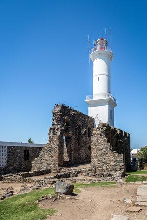 Lighthouse - Colonia del Sacramento, Uruguay