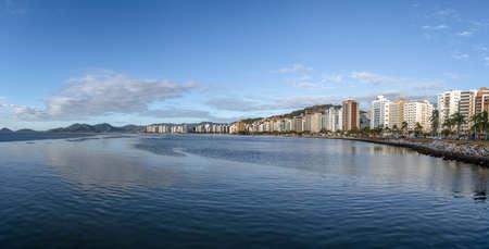 Florianopolis city Skyline - Florianopolis, Santa Catarina, Brazil
