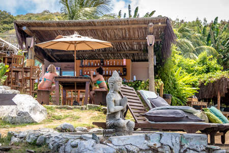 Bar do Meio at Conceicao Beach - Fernando de Noronha, Pernambuco, Brazil