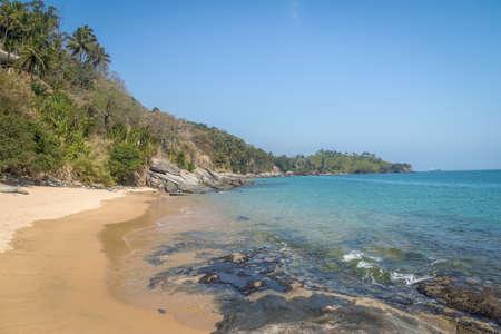 Praia do Oscar Beach - Ilhabela, Sao Paulo, Brazil