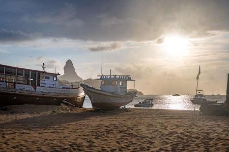 Porto de Santo Antonio Beach - Fernando de Noronha, Pernambuco, Brazil