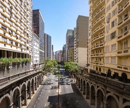 Public Market In Downtown Porto Alegre