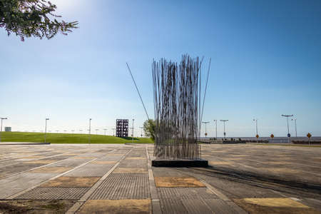 Memory Park, park with Monuments dedicated to the Victims of Military dictatorship - Buenos Aires Editorial