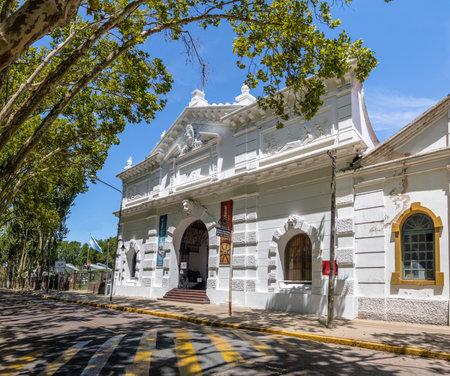 National Navy Museum (Museo Naval de la Nacion) - Tigre, Buenos Aires Province, Argentina Editorial