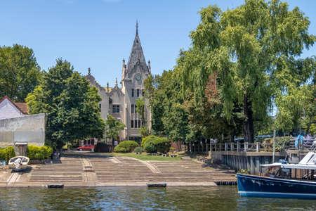 Buenos Aires Rowing Club - Tigre, Buenos Aires, Argentina