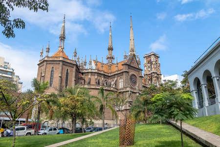 Capuchins Church or Sacred Heart Church (Iglesia del Sagrado Corazon) - Cordoba, Argentina Stockfoto