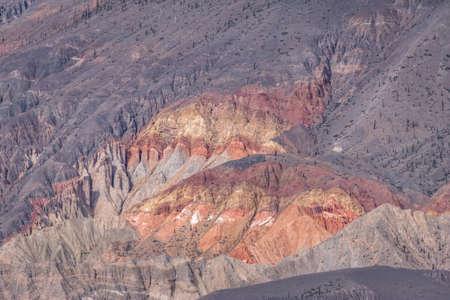 Quebrada del Toro Mountains in Northern Salta Puna - Quebrada del Toro, Salta, Argentina