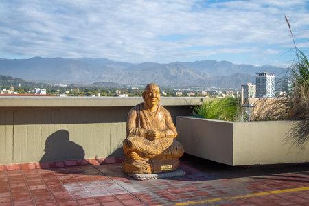 Terrace Gardens Viewpoint (Terrace Jardin Mirador) at Mendoza Town Hall (Municipality) - Mendoza, Argentina