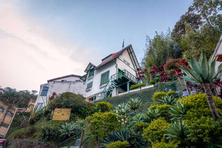 Santos Dumont House - Petropolis, Rio de Janeiro, Brazil Editorial