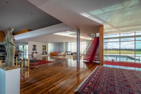 Alvorada Palace Interior - Brasilia, Distrito Federal, Brasile