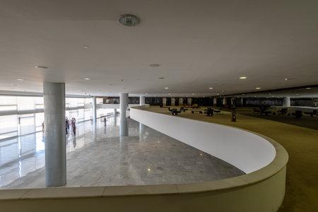 The Noble Room Mezzanine at Planalto Palace - Brasilia, Distrito Federal, Brazil