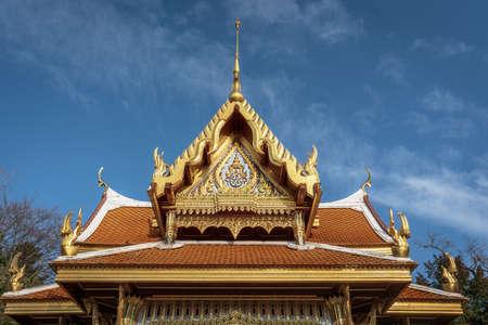 Thai Pavilion - Lausanne, Switzerland