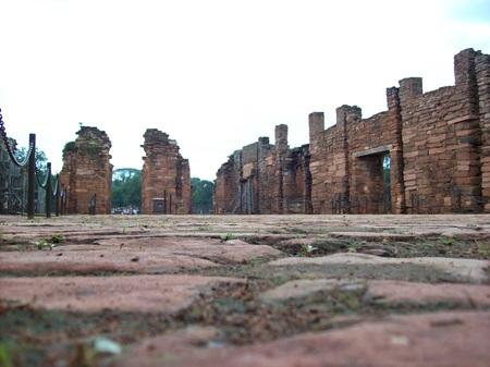 ignacio: San ignacio Ruins