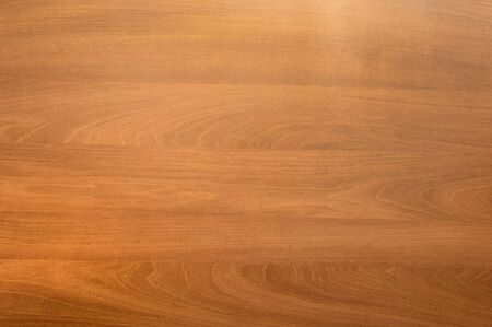 Closeup of wooden table surface