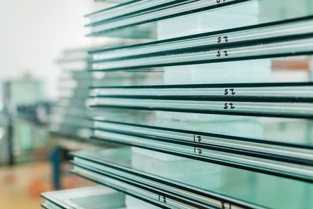 sklo: Listy Factory výroby z tvrzeného čirého skla float panely řezané na míru