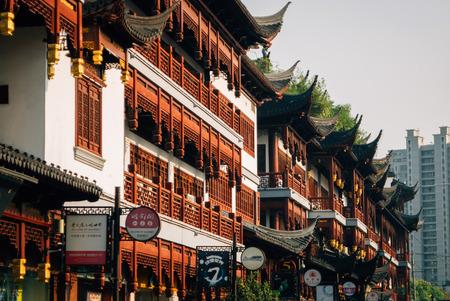 €'Shanghai Yu yuan garden traditional shopping area in Shanghai