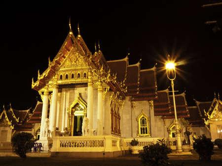 is established: established church, Name Wat Benjamabopit Dusitwanaram in bangkok