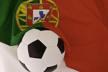 portugal football team Stock Photo - 14494860