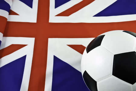 Great Britain football team Stock Photo - 14494851