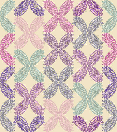pastel shades: Abstract vector background. Graphically pastel shades seamless pattern.