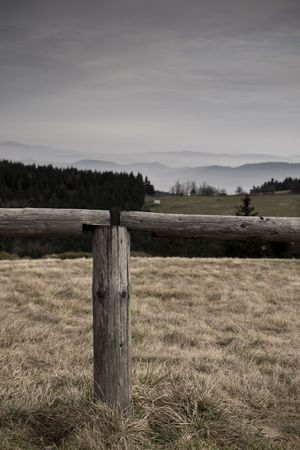 krkonose: Panorama of The Krkonose Mts. National Park-Czech RepublicEurope