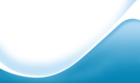 The  Blue abstract wave background