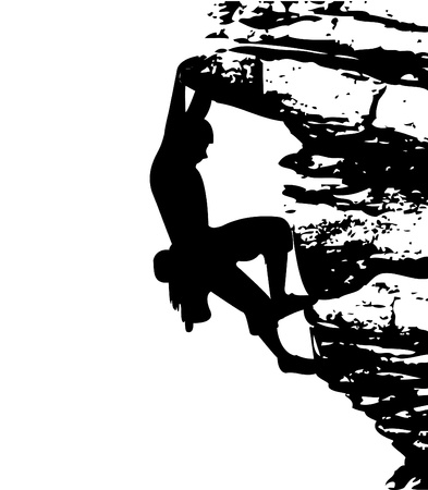 Climber photo