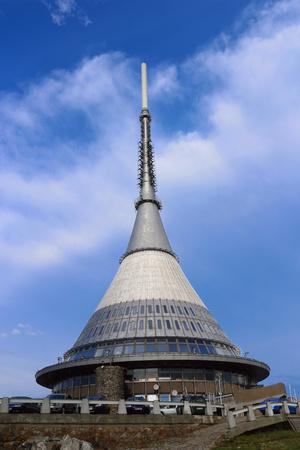 Televizní věž a hotel JetDat Česká republika