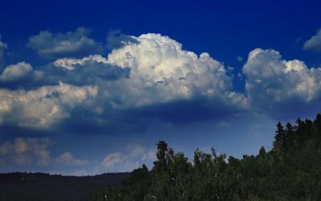 background landscape Reklamní fotografie - 50236997