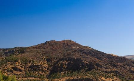 Bližší pohled na hory Reklamní fotografie - 66545573