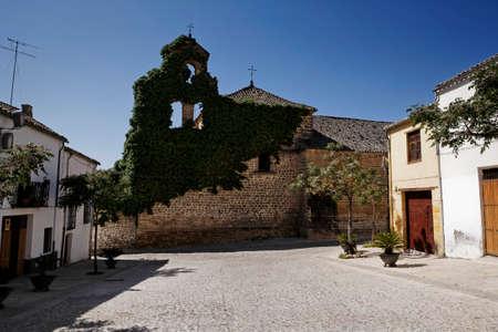 lorenzo: Facade of the Church of San Lorenzo Stock Photo
