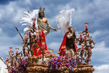 Brotherhood of our father Jesus resurrected, Linares, Ja�n, Spain