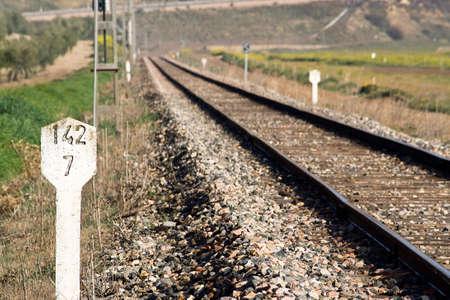 signalering: Signalering op spoorlijn, Jan, Spanje