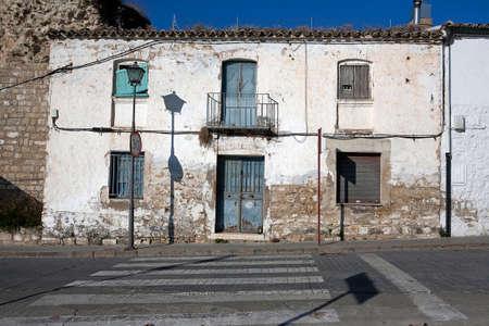 casa vecchia: Vecchia casa bianca nel centro storico, Ubeda, Spagna