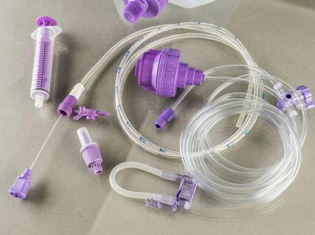 静脈栄養チーム、緩和ケアの概念図 写真素材