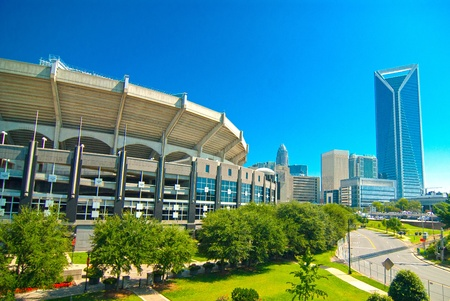 Bank of America Stadium Charlotte North Carolina Panthers
