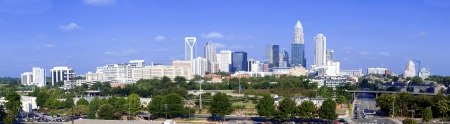 Charlotte, North Carolina Stock Photo - 15621725