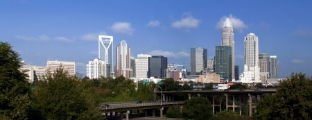 Charlotte, North Carolina Stock Photo - 15621719
